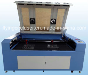 CO2 Dual Heads Laser Cutting Machine for (FLC1812D) pictures & photos