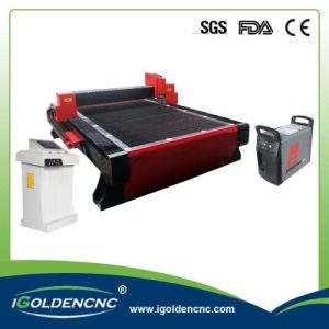 Heavy Duty Lgk 100A Plasma Cutting Machine for Curbon Steel Metal Cutting pictures & photos