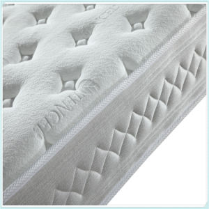 Matttress Manufacturer Sleep Well Bonnell Spring Mattress pictures & photos