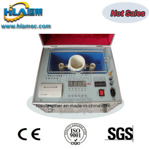 Zjy Portable Sampling Insulating Oil Dieletric Strength Tester Meter pictures & photos