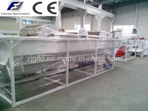 PP PE Film Recycling Line/ Waste Plastic Recycling Plant pictures & photos