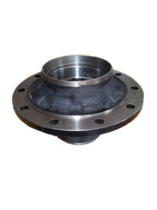 Factory Manufacturing Sand Casting Heavy Duty Wheel Hub