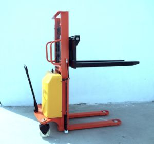 4.5m Semi Electric Stacker