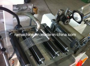 High-Speed PVC/Pet Label Shrink Sleeve Center Seaming/Gluing Machine