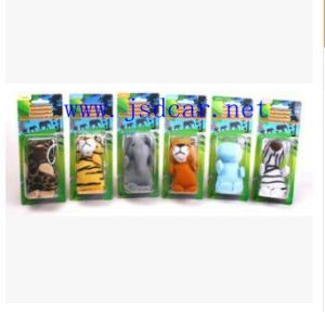 New Design Plush Car Air Freshener for Promotional Gift (JSD-D0043) pictures & photos