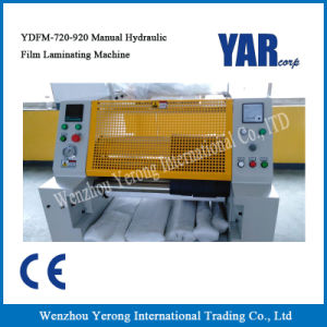 Popular Ydfm-720/920 Manual Hydraulic Laminator with Ce pictures & photos