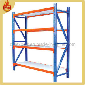 Heavy duty metal storage racks