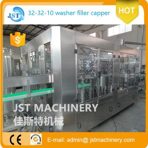 3 in 1 Automatic Carbonated Drinks Filling Machine pictures & photos
