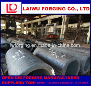 Free Forging of Ingot Process Open Die Forging Process pictures & photos