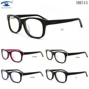 High Quality Acetate Optical Frames Eyewear (HM315) pictures & photos