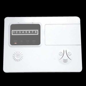 Auto Dial PSTN Network Alarm System with LED Screen pictures & photos