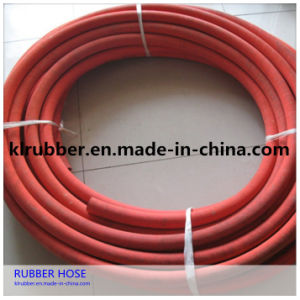 High Temperature Flexible Corrugated Rubber Water Hose pictures & photos