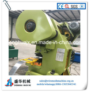 Perforated Wire Mesh Machine (SH-N3) pictures & photos