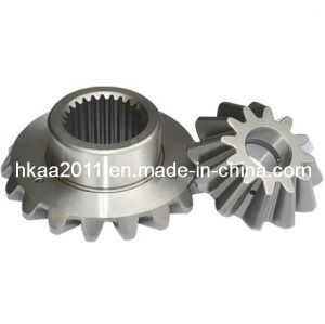 Precision Custom Machining Stainless Steel Differential Bevel Gears pictures & photos