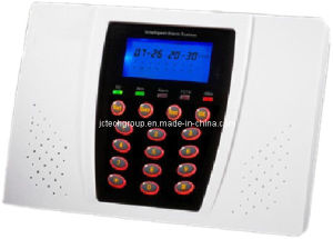 Hot Networking LCD GSM Wireless and Wired Alarm System (JC-808D)