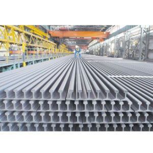 Quality Gurantee Qu70 Steel Rail