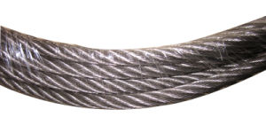 2.0mm 7x19 Stainless Steel Strand Wire Rope and Cables