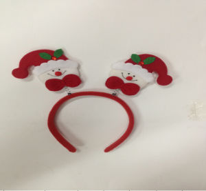 Xmas Headband 14cm Christmas Decoration pictures & photos