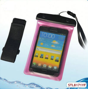 Fashionable TPU Waterproof Bag Dry Bag Waterproof Case for Mobile Phone