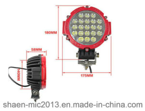 High Power 185W CREE LED Working Light pictures & photos