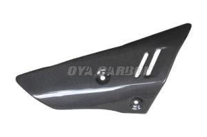 Carbon Fiber Heat Shield for Suzuki Gsr 600 (S#227) pictures & photos