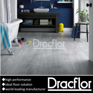 Plastic Laminate Flooring PVC Floor (P-7112) pictures & photos
