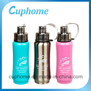 Double Wall Stainless Steel 500ml Leisure Vacuum Bottle