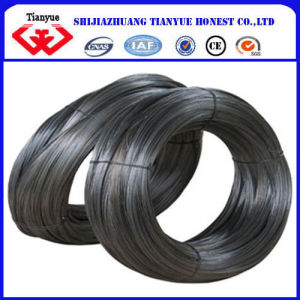 China Manufacture Good Quality Black Wire/ Annealed Wire/Binding Wire (ISO 9001) pictures & photos