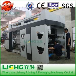 4 Colors Market Bag Central Drum Flexographic Printing Machine pictures & photos