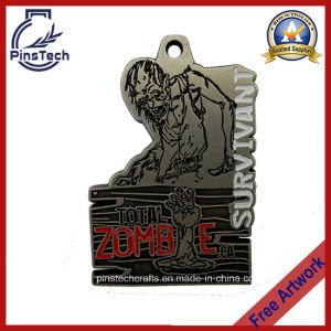 Custom Die Cast Medal, 11 Year China Medal Factory pictures & photos