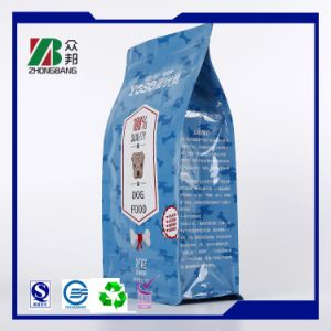 Food Packaging Flat Bottom Pouch pictures & photos