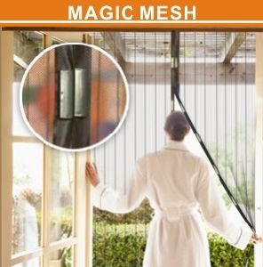Magic Mesh, Door Curtain, Magnetic Curtain pictures & photos