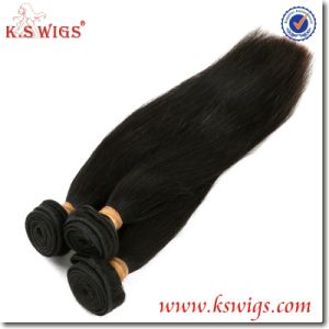 Keratin Hair Indian Remy Human Hair Extension pictures & photos