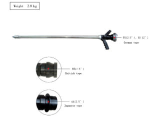 Extinguisher Lancing Nozzle (QCG-1)