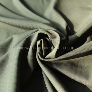 300t 100% Polyester Check/Roma Check Pongee Fabric pictures & photos