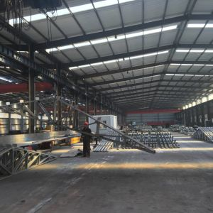 Steel Structure Factory Processing Plant pictures & photos