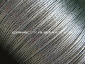 3.0mm Hot DIP Galvanized Steel Strand pictures & photos