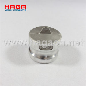 Aluminum Cam Groove Dust Plug Camlock Coupling in Typedp pictures & photos