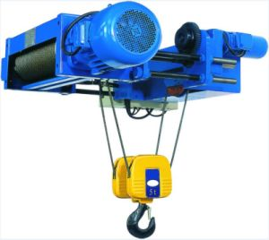 Workshop Explosion-Proof Electric Hoist for Steel Ladle pictures & photos