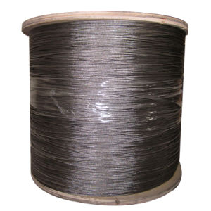 1.5mm 7X7 AISI304 Stainless Steel Wire Rope