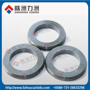 Cemented Carbide Roll Ring for Cold Rolling Ribbed Wire pictures & photos