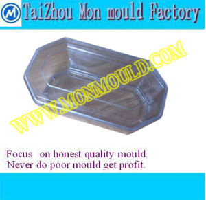 Injection Mould for PC/PS Transparent Box/Container pictures & photos