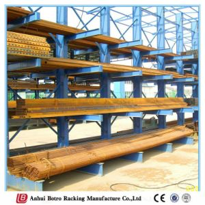 2016 OEM Warehouse Heavy Duty Cantilever Rack pictures & photos