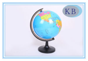 14.16 Cm Paper World Plastic Sticker Globe pictures & photos