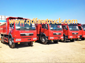 Hot Sale FAW Heavy Tipper pictures & photos