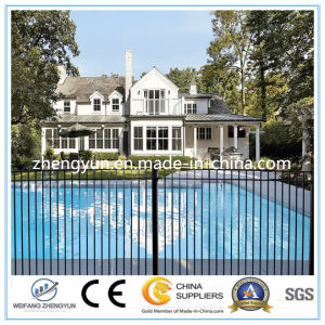 Galvanized or Powder Coated Swimming Pool Fence pictures & photos