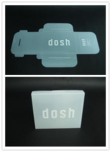 Plastic Folding Box, Foldable Boxes with Customized Printing