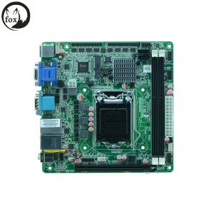 Mini-Itx Motherboard with Haswell /H81 LGA1150 Processor, 2*VGA, 1*HDMI2.0 pictures & photos