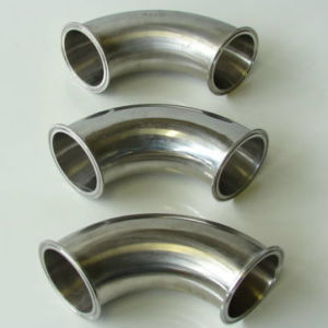 1 Inch SMS Sanitary 90 Degree Triclamped Elbow pictures & photos