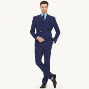 High Quality Men′s Suit, Mtm Suit. Double Breast Men Suit pictures & photos